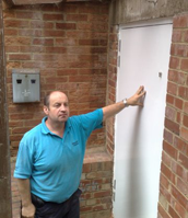 Security Door Maidenhead